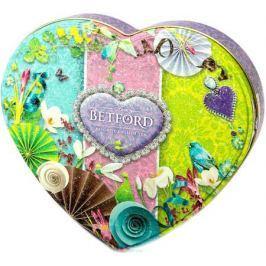Betford Сердце Бумажные сны чай черный байховый, 80 г