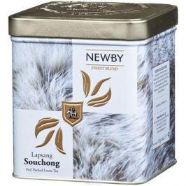 Newby Lapsang Souchong Safari черный листовой чай с ароматом дыма, 125 г