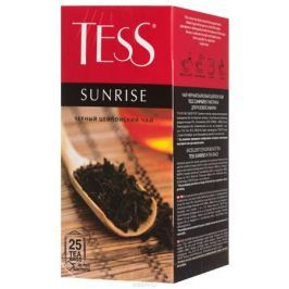 Tess Sunrise черный чай в пакетиках, 25 шт