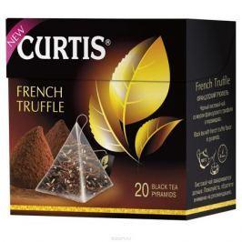 Curtis French Truffle черный чай в пирамидках, 20 шт
