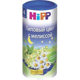 Hipp Чай гранулированный липовый цвет с мелиссой, с 4 месяцев, 200 г