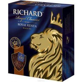 Richard ричард роял Кения чай чёрный в пакетиках, 100 шт