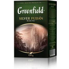 Greenfield Silver Fujian черный листовой чай, 100 г