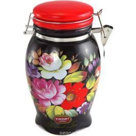 Kwinst Красное поле чай черный листовой, 200 г