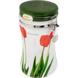 Kwinst Тюльпан чай зеленый листовой, 180 г