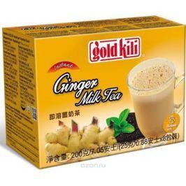 Gold Kili имбирный чай с молоком быстрорастворимый, 200 г