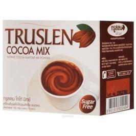 Truslen Cocoa Mix какао-напиток, 10 шт