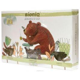 BioniQ Добавка в чай мята, чабрец, лаванда, 90 г