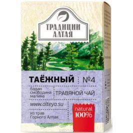 Алтэя Чайный напиток Травяной чай Таежный, 80 г
