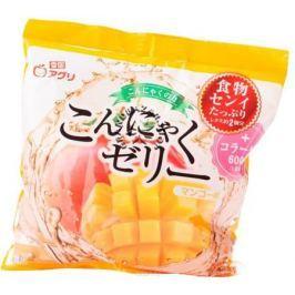 Yukiguni желе конняку десерт с соком манго, 115 г