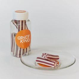 Candy King Смородиновые палочки Конфета желейная со вкусом черной смородины и ванили, 200 мл