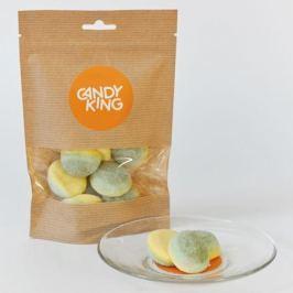 Candy King Лимонные бомбочки Конфета желейная с фруктовым вкусом, 100 г