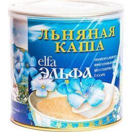 Эльфа Каша льняная со вкусом черники, 400 г