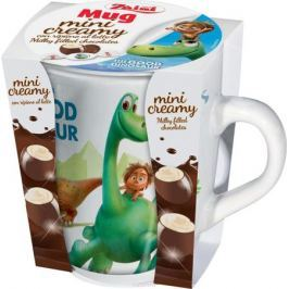 Zaini The Good Dinosaur молочный шоколад в керамической кружке, 47 г