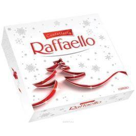 Raffaello конфеты с цельным миндальным орехом в кокосовой обсыпке, 240 г