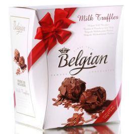 The Belgian Трюфели из молочного шоколада в хлопьях, 145 г