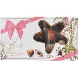 Ameri Шоколадные конфеты-ракушки с начинкой пралине, 125 г