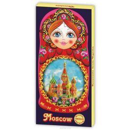 Дилан+ Шоколадный набор Москва матршека, 12 шт по 5 г