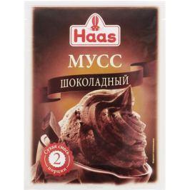 Haas мусс шоколадный, 65 г