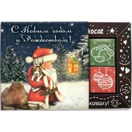 Chokocat Волшебство молочный шоколад, 60 г