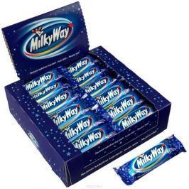 Milky way шоколадный батончик, 36 шт по 26 г Шоколад