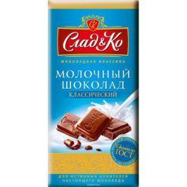 Сладко шоколад молочный, 92 г
