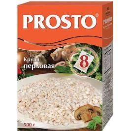 Prosto перловая крупа в пакетиках для варки, 8 шт по 62,5 г