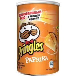 Pringles картофельные чипсы со вкусом паприки, 70 г