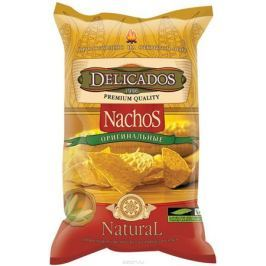 Delicados чипсы кукурузные оригинальные, 75 г
