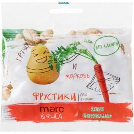 Marc&Фиса фрустики груша и морковь, 15 г
