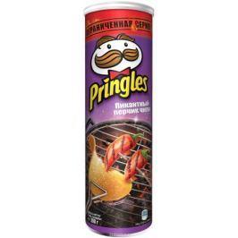 Pringles Картофельные чипсы со вкусом пикантного перчика чили, 200 г