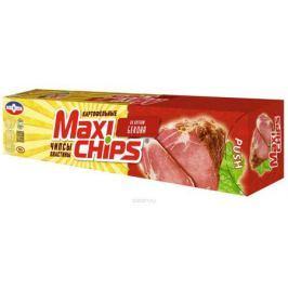 Maxi-chips Чипсы картофельные со вкусом бекона, 25 шт по 50 г