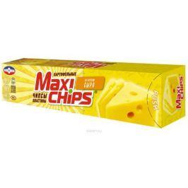 Maxi-chips Чипсы картофельные со вкусом сыра, 25 шт по 50 г