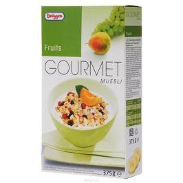 Gourmet мюсли фруктовые, 375 г