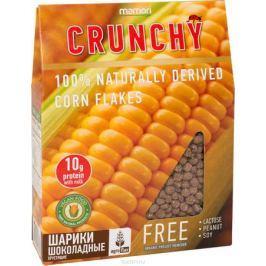 Mamori Crunchy шарики шоколадные, 200 г
