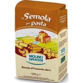 Molino Grassi мука пшеничная из твердых сортов пшеницы, 1 кг