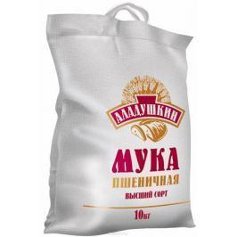 Аладушкин Мука пшеничная высший сорт, 10 кг