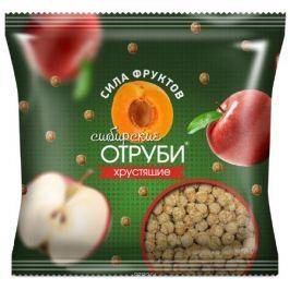 Сибирские Отруби хрустящие сила фруктов, 100 г