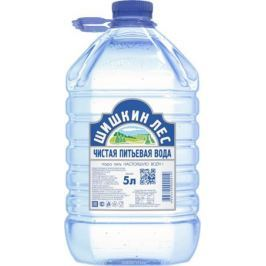 Шишкин лес вода питьевая, 5 л