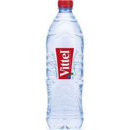 Vittel вода минеральная негазированная гидрокарбонатно-сульфатная магниево-кальциевая, 1 л
