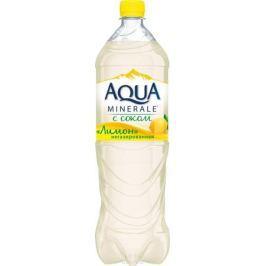 Aqua Minerale с соком Лимон напиток негазированный, 1,5 л