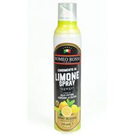 Romeo Rossi масло оливковое Extra Vergine спрей ароматизированное лимон, 250 мл