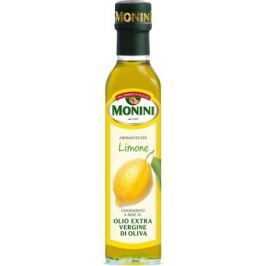Monini масло оливковое Extra Virgin Лимон, 250 мл