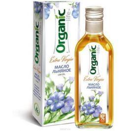 Organic Life масло льняное, 250 мл