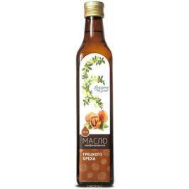 Здоровые вкусы масло грецкого ореха нерафинированное холодного отжима, 500 мл