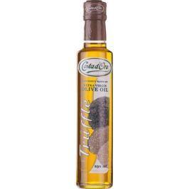 Costa d'Oro Extra Vergine масло оливковое нерафинированное со вкусом и ароматом трюфеля, 250 мл