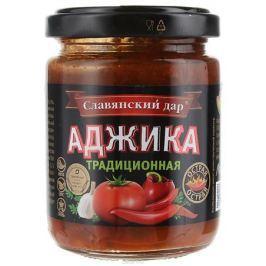 Славянский Дар соус овощной аджика традиционная, 170 г