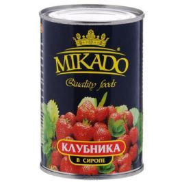 Mikado клубника в сиропе, 425 мл