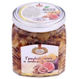 te Gusto грецкий орех и инжир в меду, 300 г