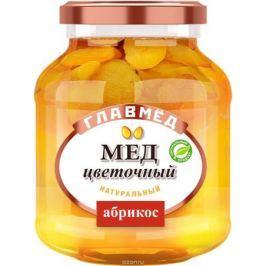 Главмед мед с абрикосом, 450 г